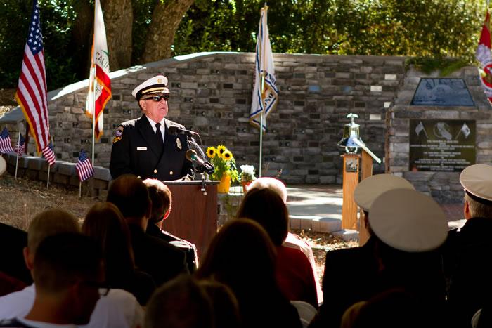 California Wildland Firefighter Memorial